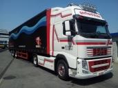 Wieder ein Volvo für Gerhard Duss Transporte