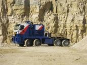 Goodyear–Reifen für den weltgrößten Lkw