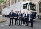 Platooning in der Logistikbranche: Forscher sehen nach Tests große Potenziale im realen Betrieb