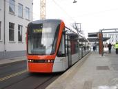 Weiterer Auftrag aus Norwegen – Neue Straßenbahnen für Bergen und Verlängerung des Wartungsvertrages bis 2026