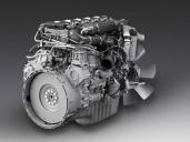 Neuer Euro-6-Bioethanol-Motor von Scania