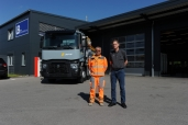 JPF CONSTRUCTION SA MIT RENAULT TRUCKS C 480 10X4