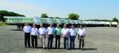 ECOSOIL übernimmt 15 Kögel Mulden-Kipper