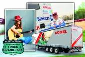 Truck-Grand-Prix 2018 – Kögel ist auch diesmal mittendrin
