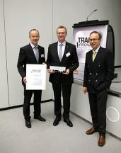 Cool Liner mit integrierter Rekuperationstechnik gewinnt Trailer-Award