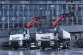 IVECO Stralis: Die ersten gasbetriebenen Fahrzeuge im Tiefbauamt