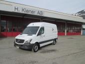 Fahrzeug und Partner zugleich – der Mercedes-Benz Sprinter 316 NGT KA