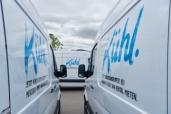 Frische Branchenkompetenz: Mercedes-Benz Van Rental Fahrzeuge mit Kühlausbau von Kerstner