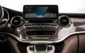 Privat und gewerblich gut vernetzt: Mercedes-Benz V-Klasse jetzt auch mit Mercedes PRO Diensten