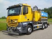 Saubere Arbeit – die Landolt AG setzt auf den Arocs 2545 L 6x2 als Kombi-Kanalreinigungsfahrzeug