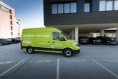 E-Mobility? E-Klar! – Quehenberger Logistics setzt auf vollelektrischen MAN eTGE