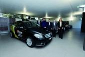 Pfister Vorhang Service AG mit neuer Mercedes-Benz Flotte