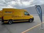 11 MAN eTGE für die Schweizerische Post – die Zukunft ist elektrisch
