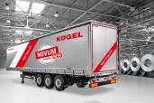 Mehr Nutzlast für Kögel Cargo Coil und Cargo Coil Rail