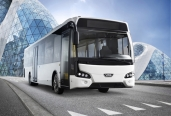 44 VDL-Fahrzeuge für Byberg & Nordin in Schweden