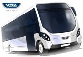 VDL stellt neues Citea-Modell auf der Busworld 2013 vor