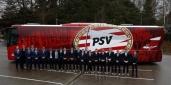 Neuer VDL Futura für PSV Eindhoven