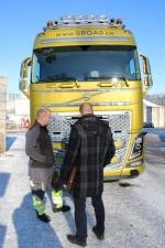 SBOAG Volvo Saugbagger
