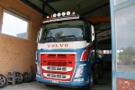 Rolf Roost Transport Willisdorf Volvo Trucks