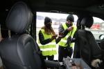 Mercedes-Benz Lucky Trucker Parkplatzaktion