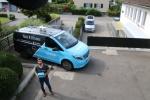 Vans and Drones