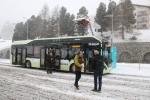 Volvo ElektroBus St.Moritz