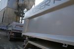 Volvo Trucks Baumaschinen Eschenbach